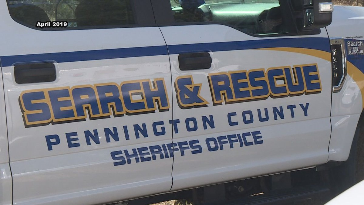 Pennington County Search and Rescue car used on a search mission. (KOTA TV)