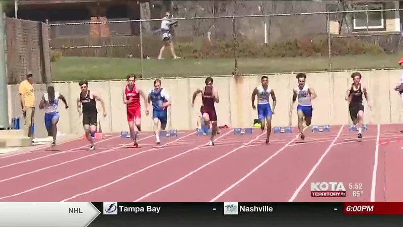 Track & Field highlights from the West River AA Preview Meet at Sioux Park.