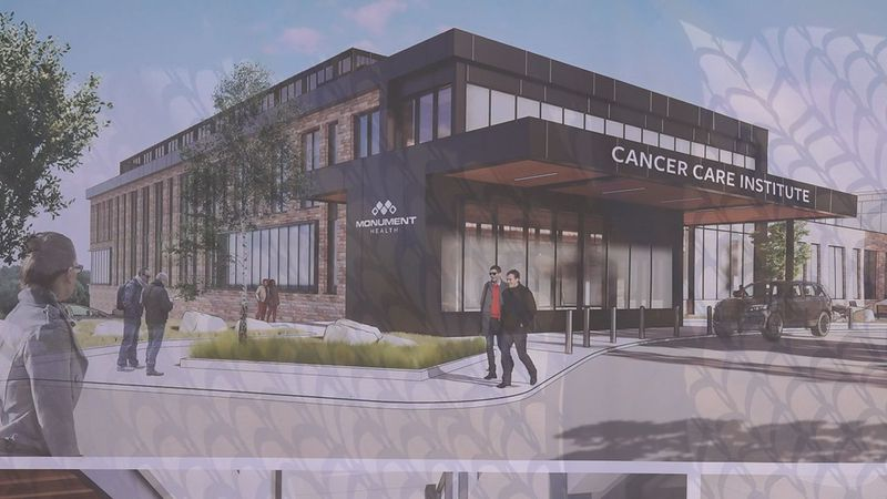 """The Monument Health Foundation's """"Together We Can"""" fundraising campaign had already put forward..."""