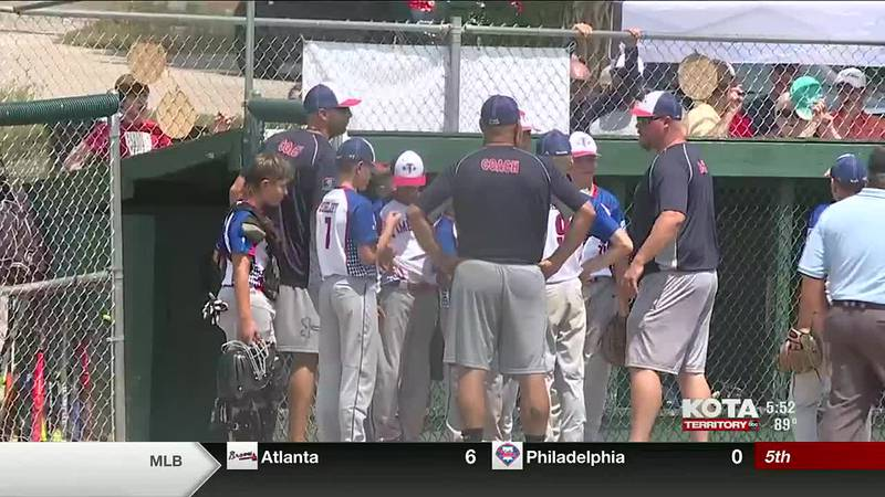 Timberline has been eliminated from the Little League State Tournament after losing to Capital...