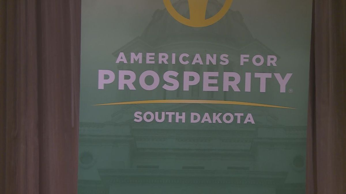 Americans for Prosperity spread their message in Rapid City ( KOTA TV)