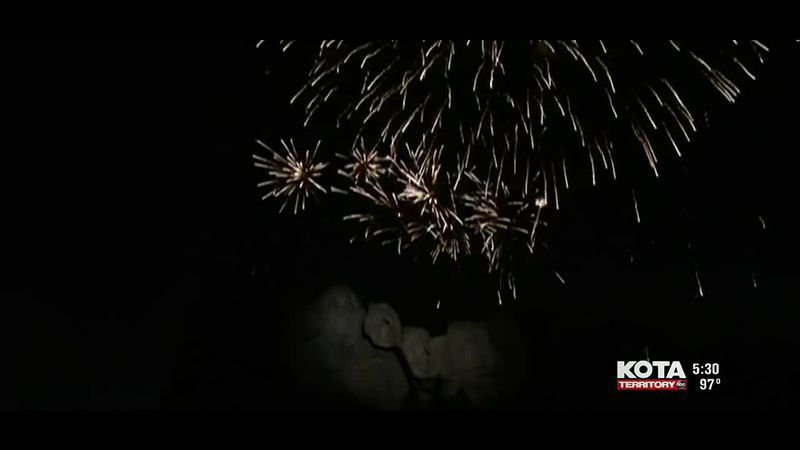 Governor Kristi Noem continues to push back the denied Mount Rushmore fireworks