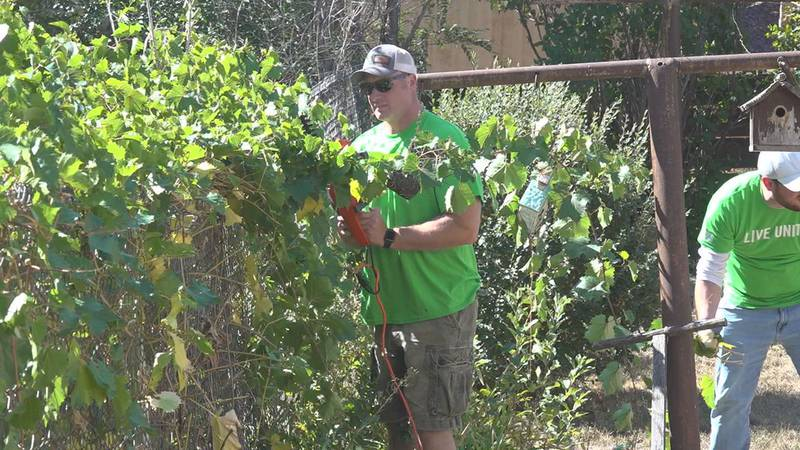 The month-long event evolved from the United Way's 'Day of Caring,' where organizations from...