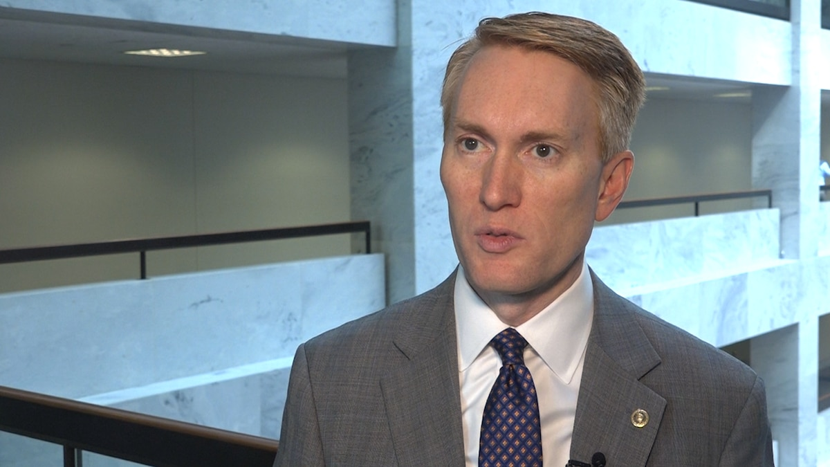 Sen. James Lankford (R-OK) says the White House could cut down on some distractions by...
