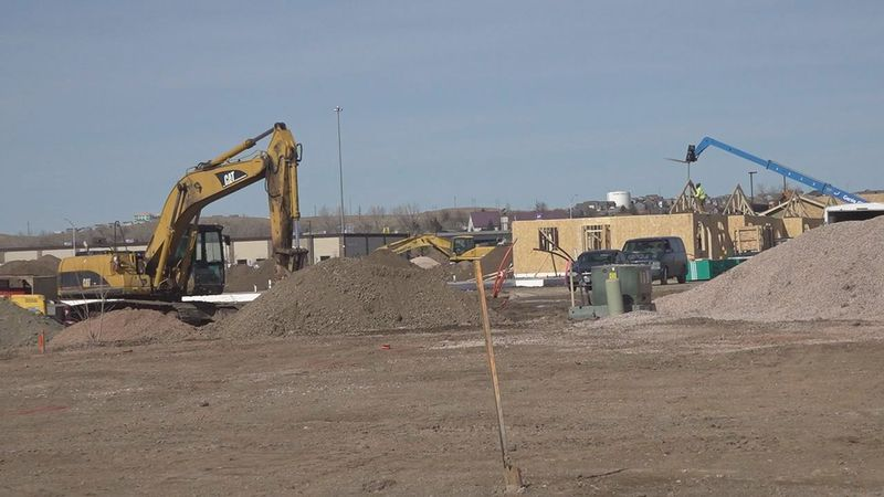 Work gets done to complete permits issues in February.