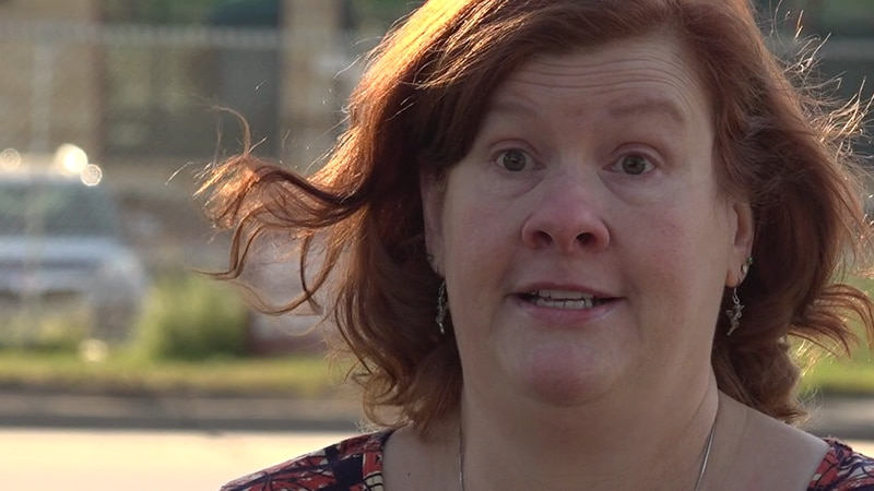 After being exposed by another employee,Sharon LeFevre said the health organization counted her...