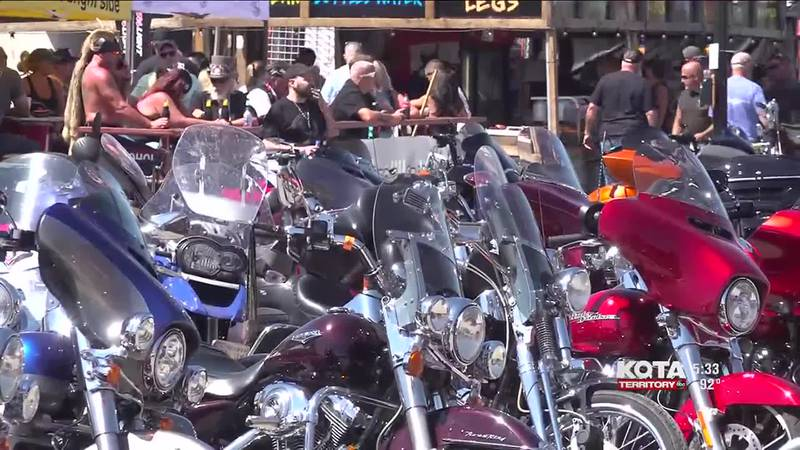 White House official comments on Sturgis Rally report