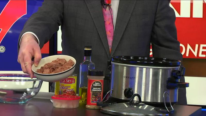 Cooking Beef with Eric - Corned Beef Chili