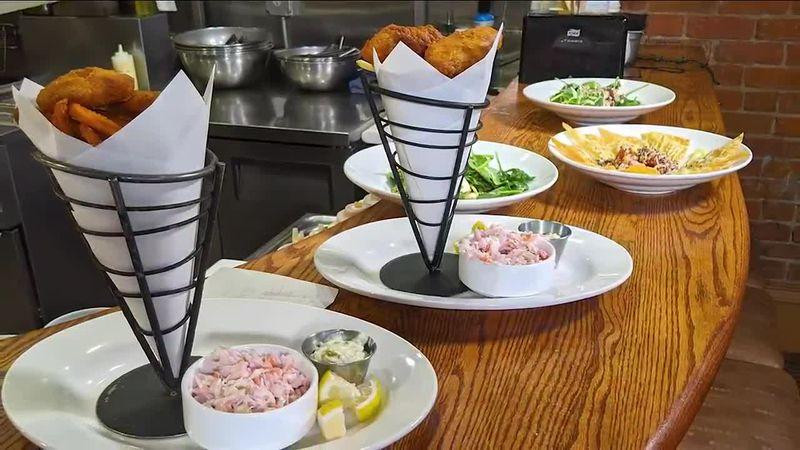 Sheridan Cooks - Frackelton's in Sheridan, known for Creative Cuisine