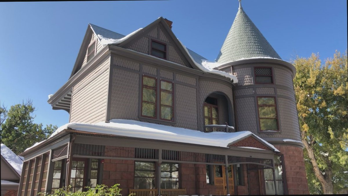 The Adam's House is the oldest history museum in the Black Hills.