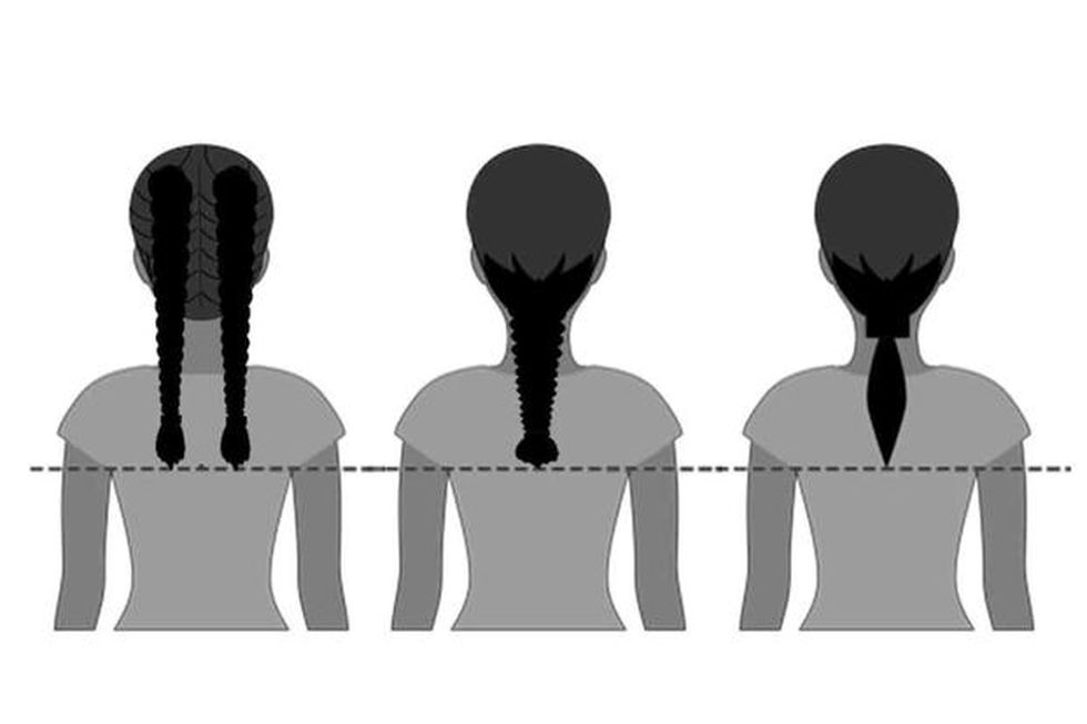 Beginning in February 2021, female Airmen will be able to wear their hair in up to two braids...