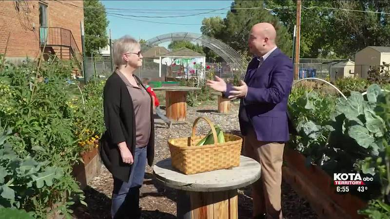 Sheridan Cooks - Rooted in Wyoming Gardens