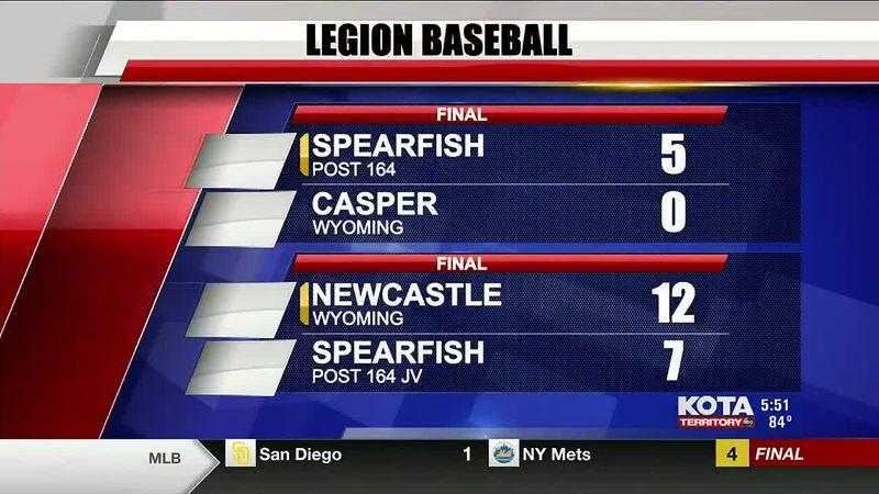 6-12 spearfish score