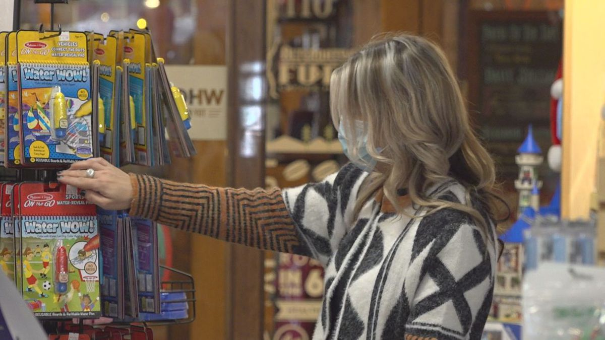 Small Business Saturday went well for many businesses.