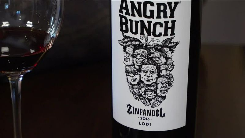 Eric's Wine Minute - Angry Bunch Zinfandel