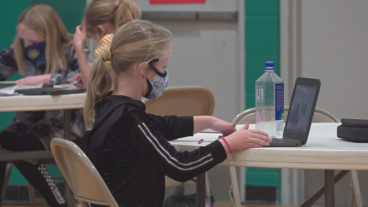 The YMCA says they've been preparing for level 3 and have a childcare program for school-age...