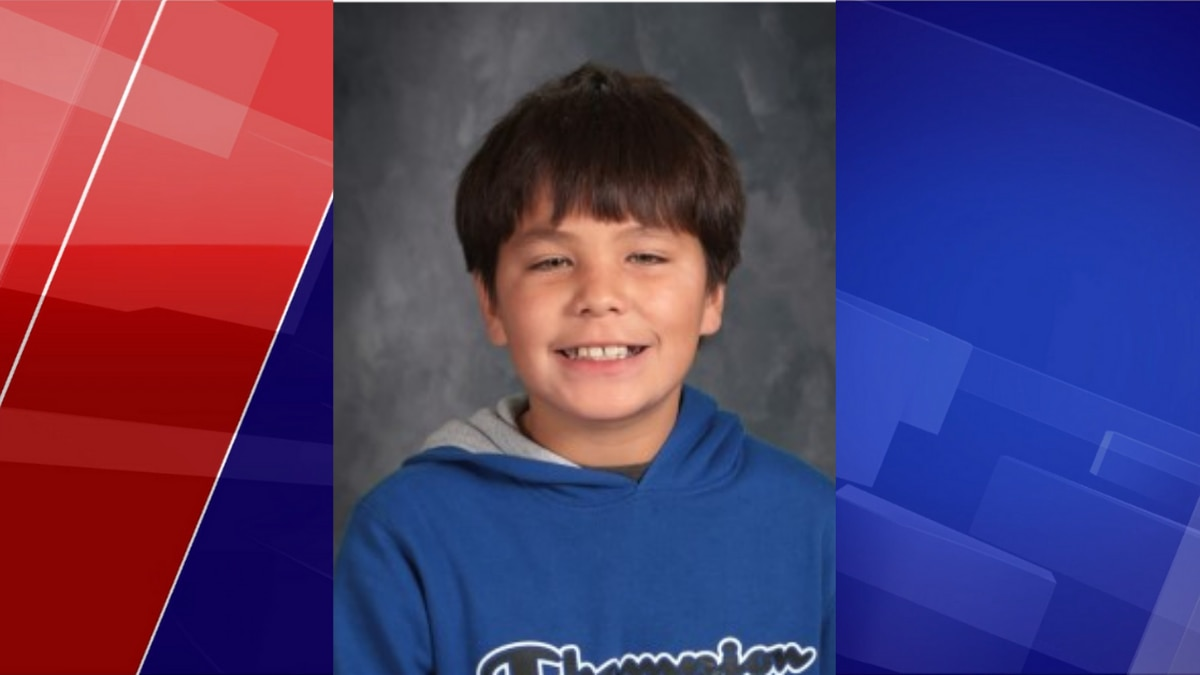 The Rapid City Police Department is searching for a 10-year-old who was last seen Monday...
