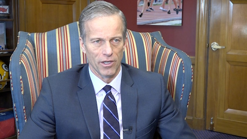 Senator John Thune announced in a tweet Friday that the Senate Judiciary Committee is holding a...