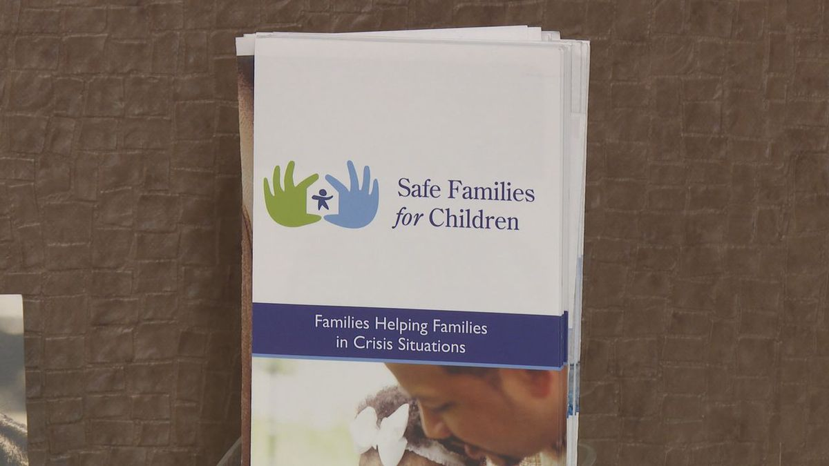 Safe Families for Children is an organization keeping everyone together during a temporary crisis. (KOTA TV)
