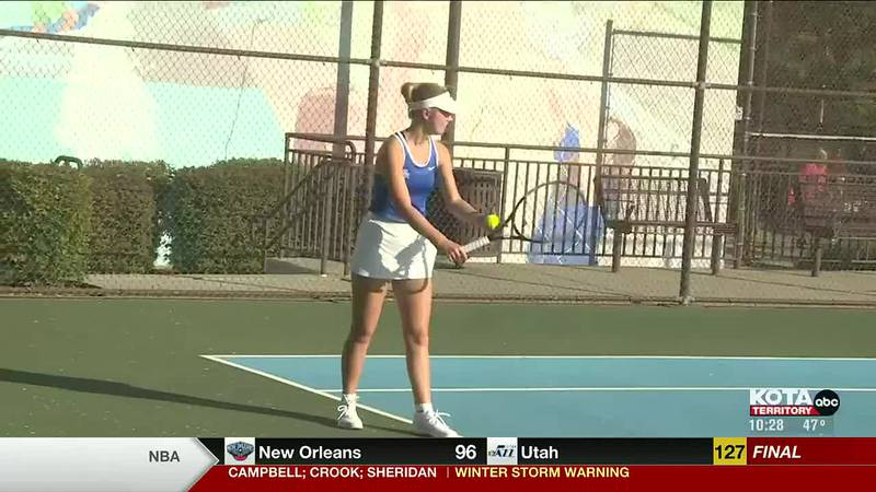 Stevens girls tennis team reflects on state title