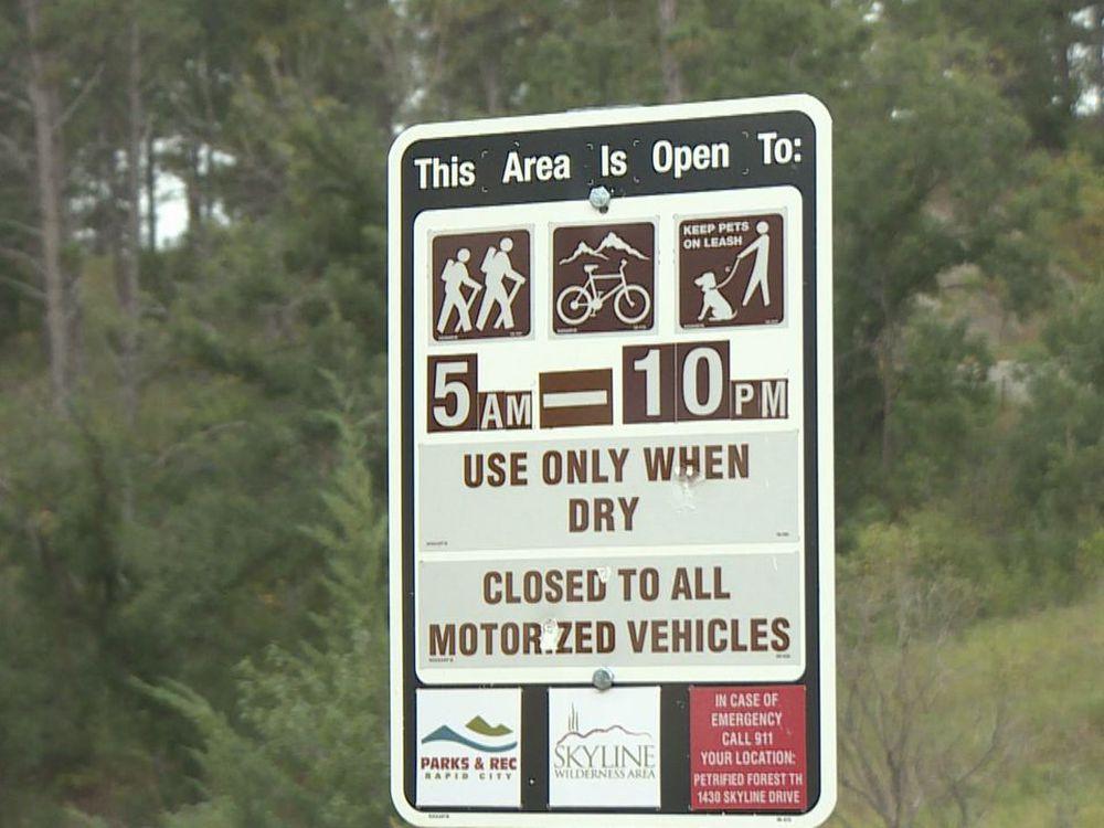 Hiker Safety For The Black Hills