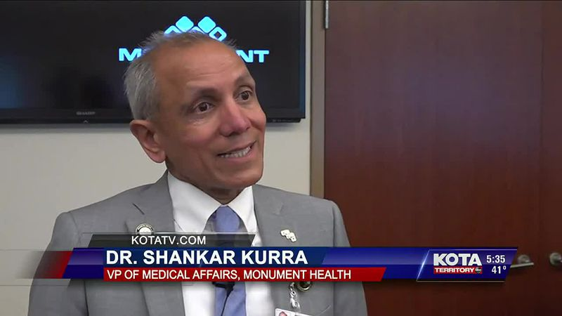 Despite recent reports, Doctor Kurra says a third Pfizer dose is unlikely