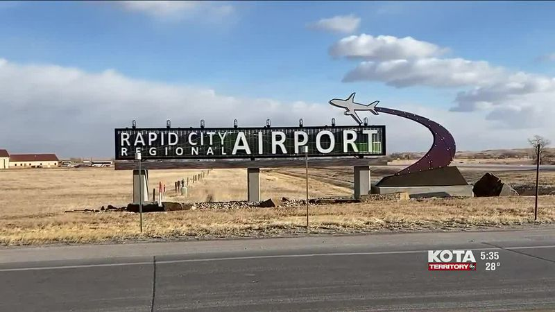 Rapid City Regional airport recovers from pandemic