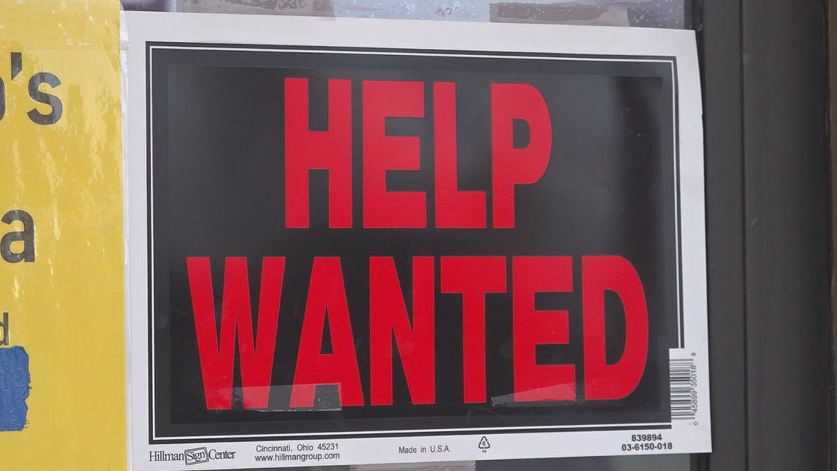 Businesses in South Dakota are needing to fill vacancies at the businesses.