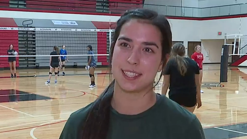 When you think of what you would want in a senior leader Makayla Keffeler is just that. the...