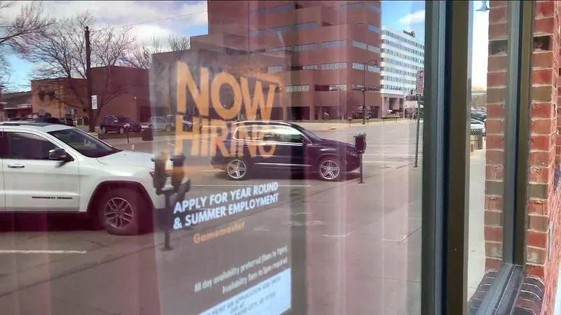 As job openings surpass 23,000, South Dakota businesses see lack of people applying