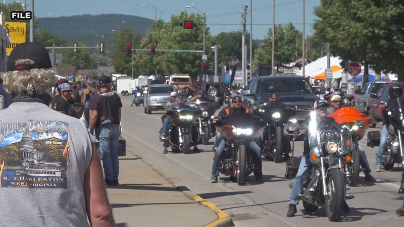 The Sturgis Motorcycle rally is revving up its engines but the same health concerns from last...