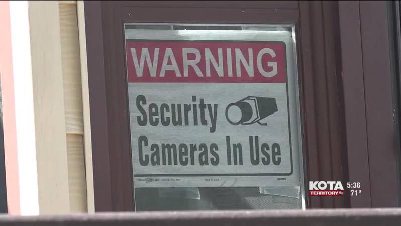 Video surveillance can help law enforcement track criminals