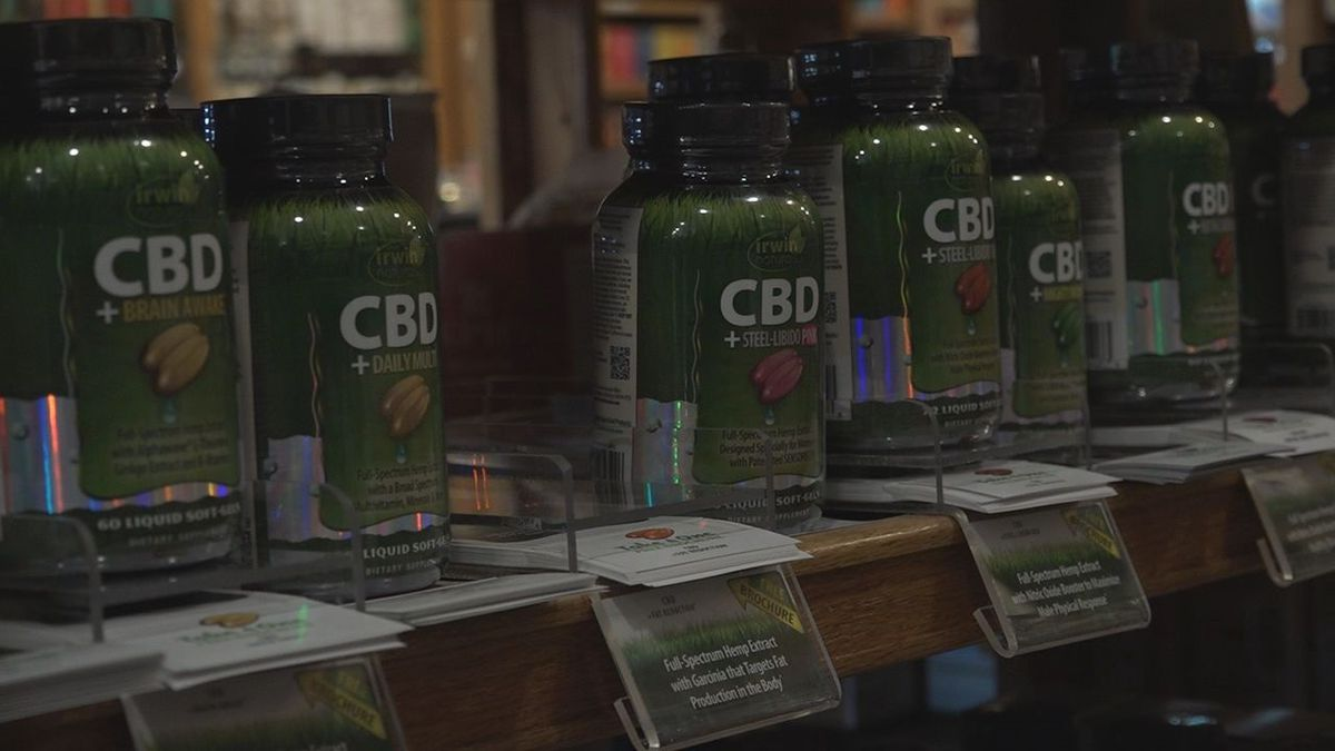 Some CBD oil was taken off the shelves at Staples & Spice Market