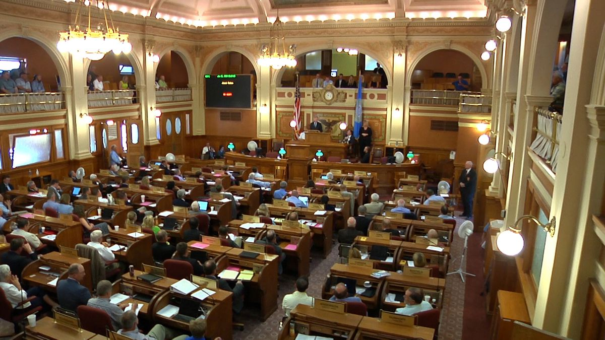 The South Dakota Legislature meets in January. State GOP lawmakers want to wait until then to spend federal pandemic relief funds.