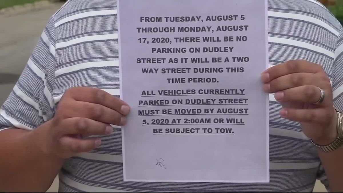 Sturgis police almost towed cars on wrong road