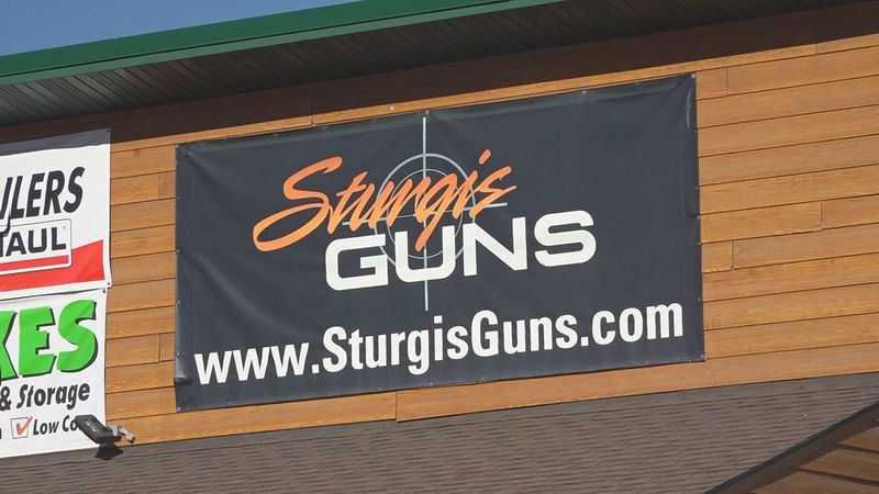 Around 2:30 A.M. Sunday, police were dispatched to Sturgis Guns on Lazelle Street after a...