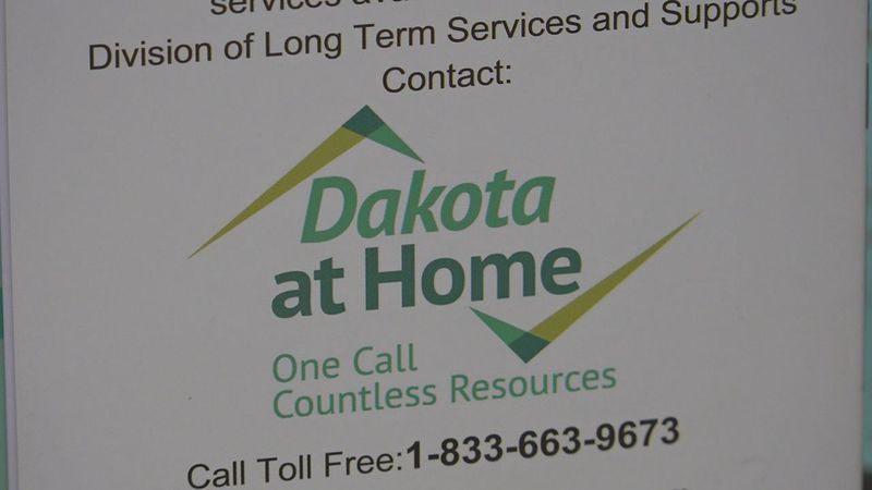 Dakota at Home program aims to help elderly and disabled adults