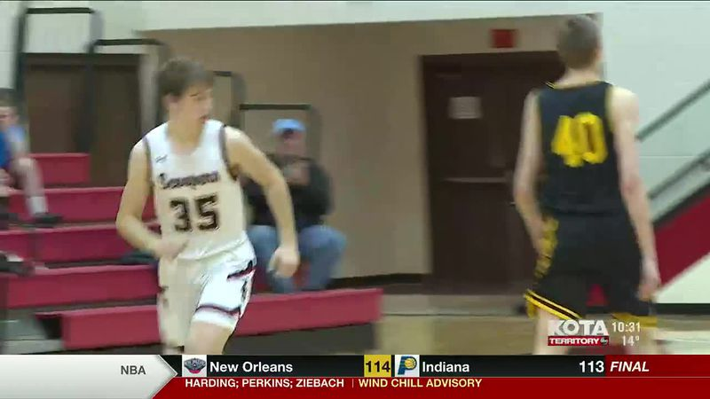 2-5 frenzy part two Sturgis basketball