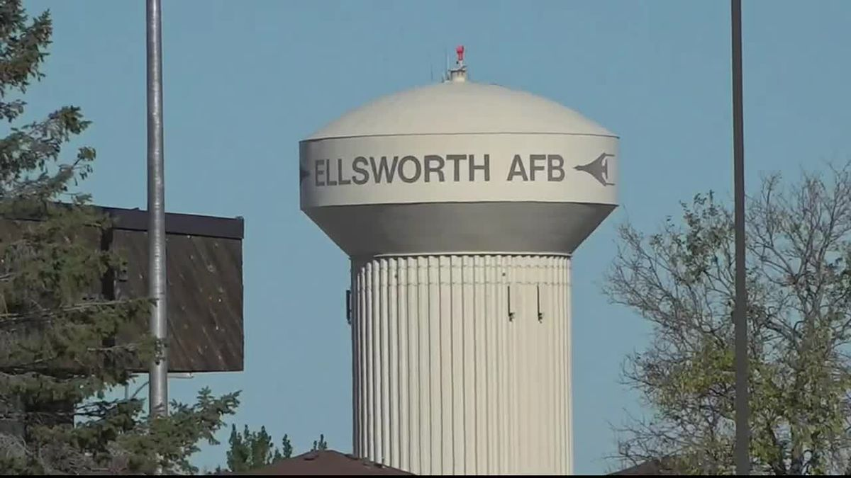 Public recreation center planned near Ellsworth Air Force Base.