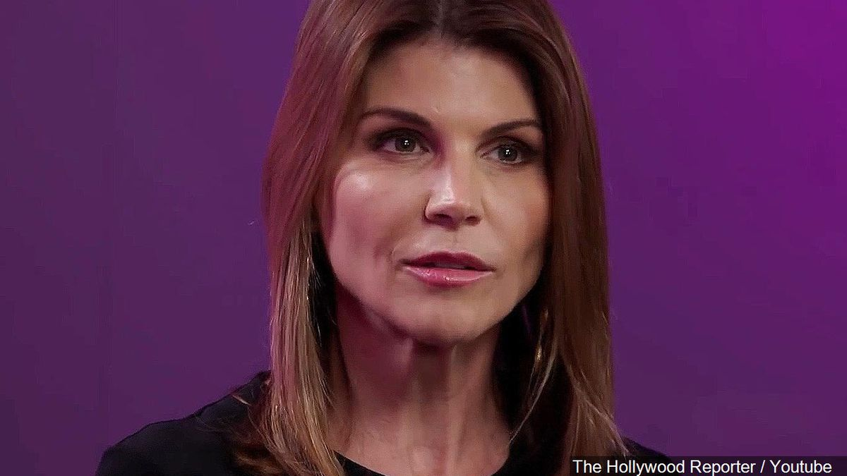 Lori Loughlin, American actress, model, and producer, Photo Date: 2/19/2019 / Photo: The Hollywood Reporter / Youtube