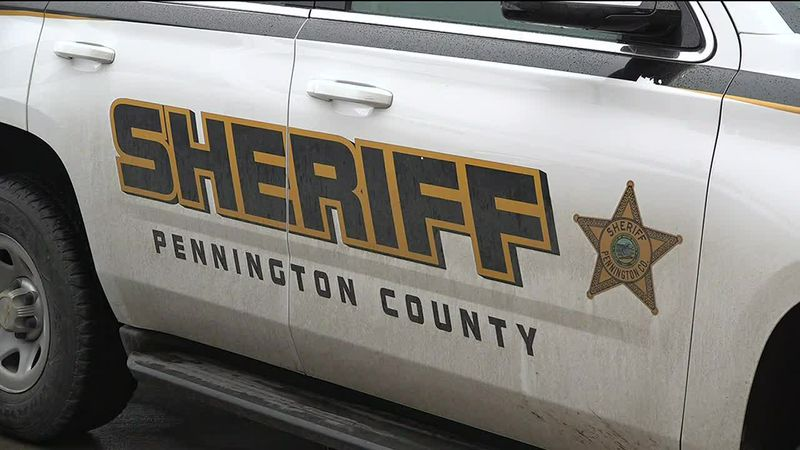 Pennington County Sheriff's Office car