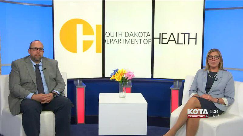 South Dakota Health Secretary says gatherings possible with precautions