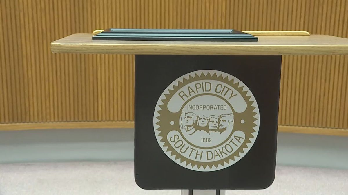 Rapid City council members select the 18-member Home Rule Committee. (KOTA TV)