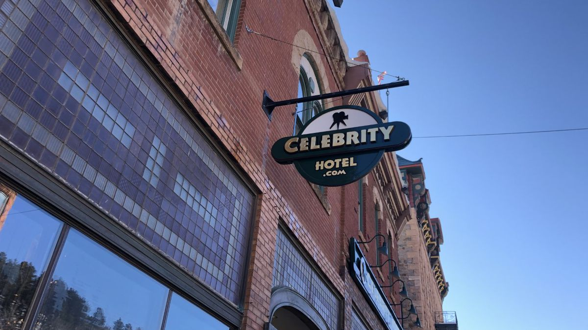 The Celebrity Casino and Hotel in Deadwood, S.D.