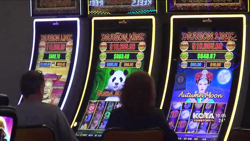 Deadwood casinos numbers down after last year