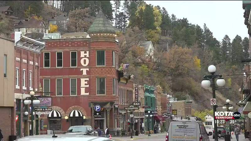 The city of Deadwood is turning weird for the weekend