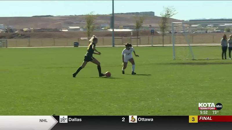 BHSU Soccer wins first home game since 2019