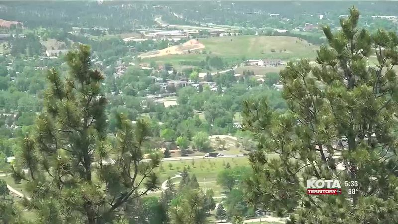 Rapid City issues an air quality alert for dust and smoke