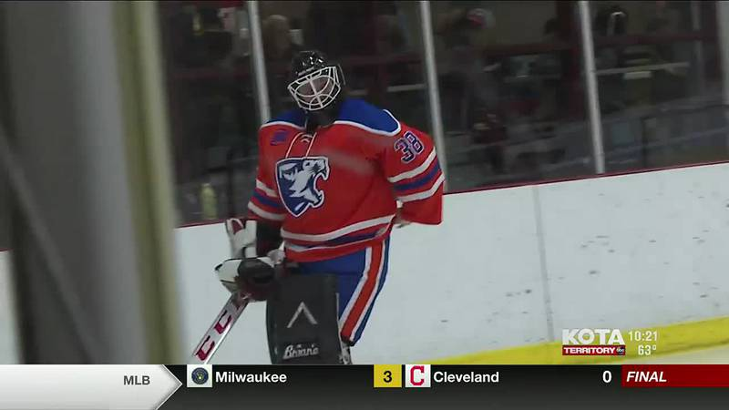 Badlands Sabres fall to Wild in home debut