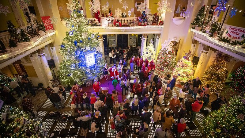 Christmas at the Capitol 2019